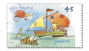 Briefmarke_Deutsche Post