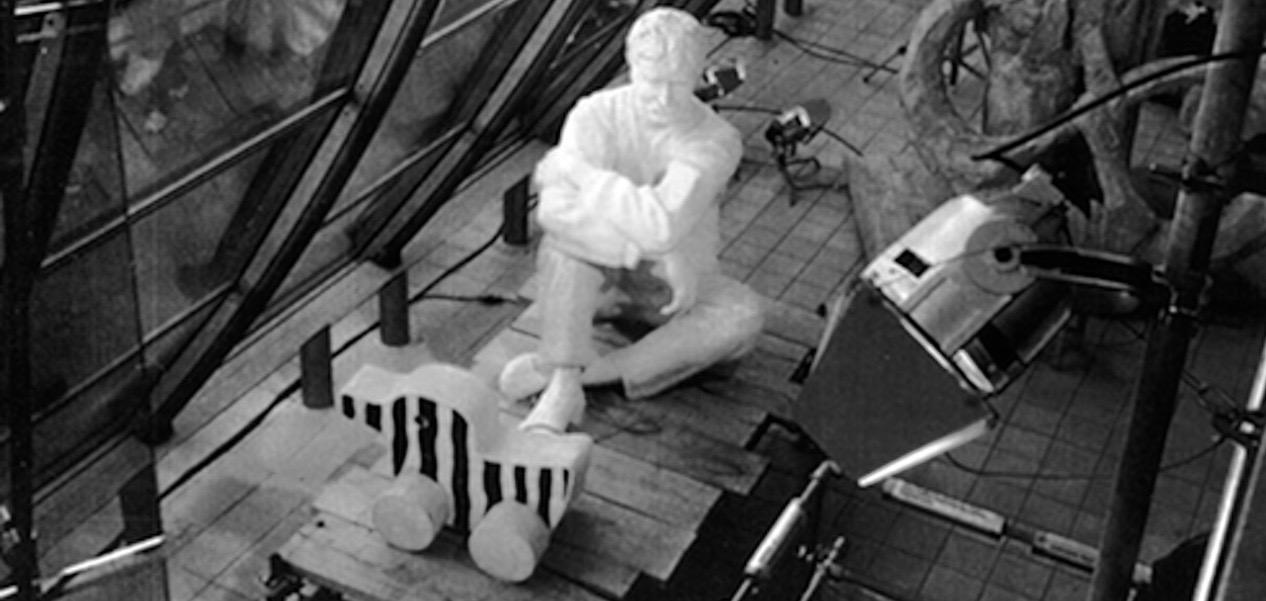 Janosch-auf-Exop-2000